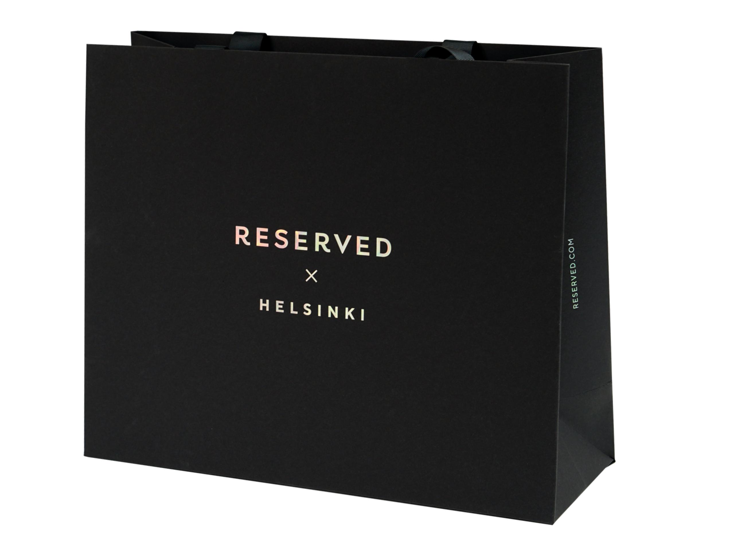 ekskluzywne torby ze złoceniem